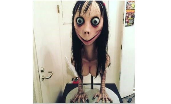 Police Professional  Police Warn Parents Of Momo Challenge-7501